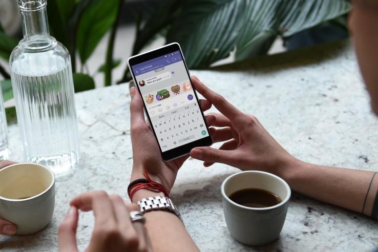 """Viber cập nhật tính năng """"Secret Chat"""" giống như của Snapchat."""