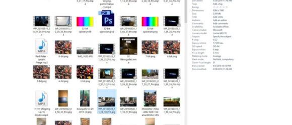 Windows Explorer giúp bạn tìm ra các tệp tin bị trùng lặp như thế nào?