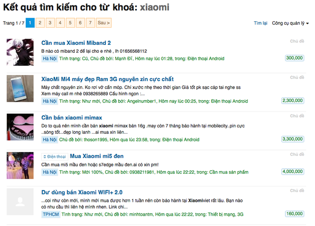 Xiaomi sẽ không bảo hành điện thoại không chính chủ?