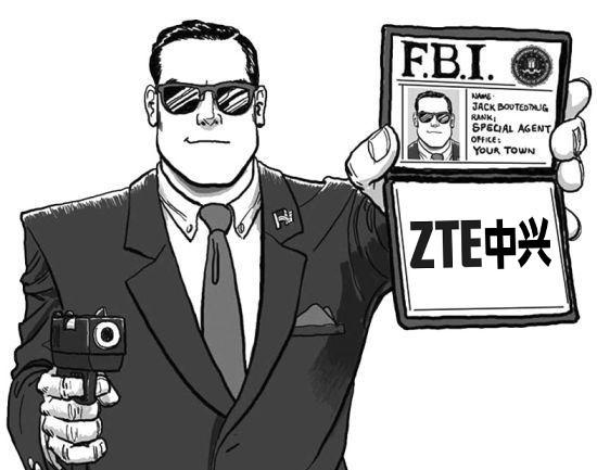 ZTE bị phạt 900 triệu USD vì vi phạm lệnh trừng phạt của Mỹ tại Iran