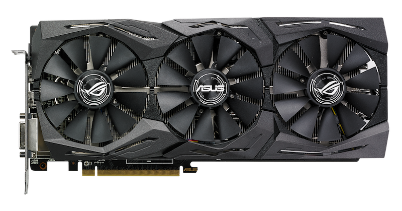 ASUS giới thiệu dòng card đồ hoạ Radeon RX500