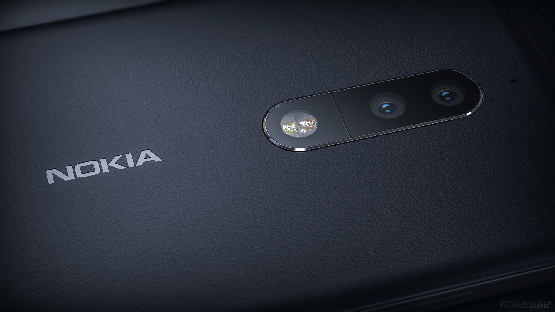 Đây là ảnh chi tiết Nokia 9 được dựng lại theo ý tưởng và tin rò rỉ