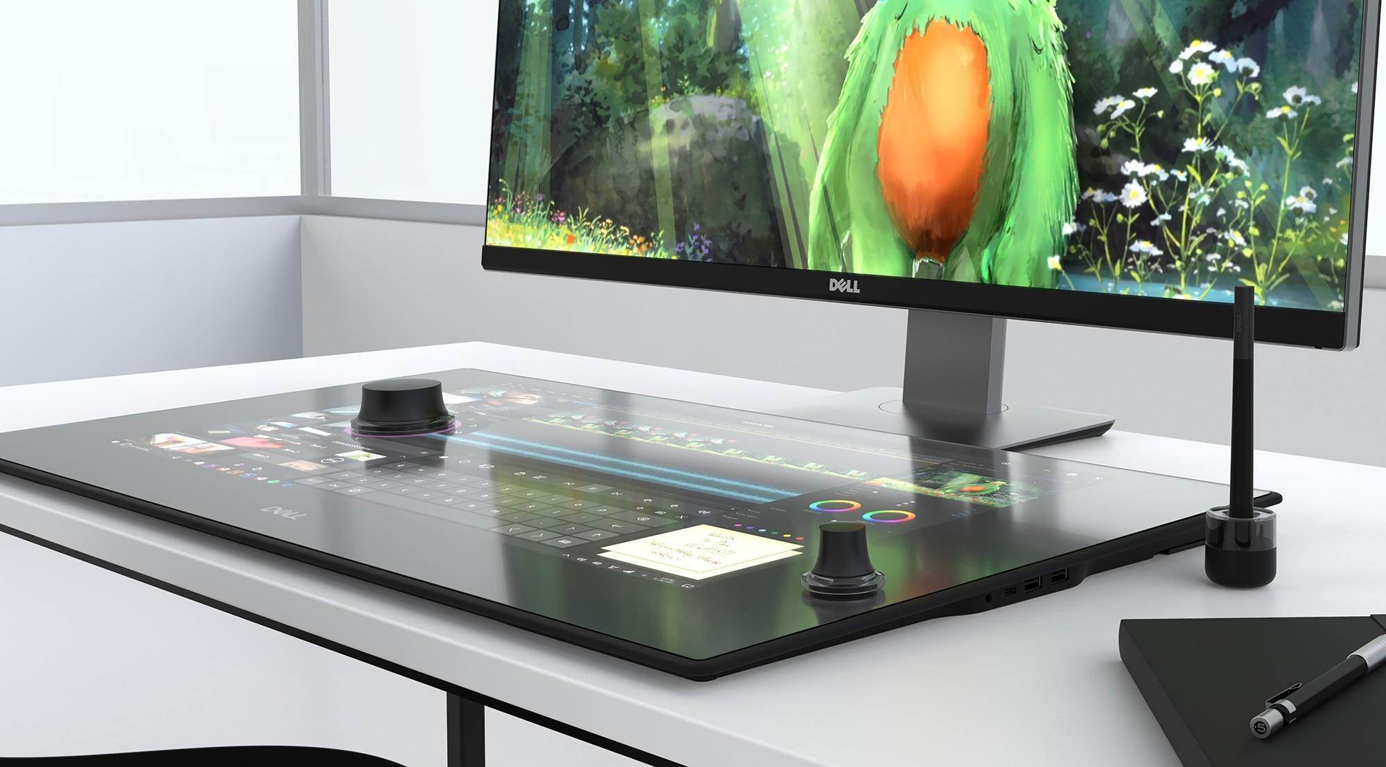 Dell UltraSharp UP2718Q là một trong những màn hình hiếm hoi trên thị trường bao phủ 100% dải màu RGB. Với kích thước lớn, độ phân giải cao và sự chính xác về màu sắc, đây là sản phẩm nắm đến các nhà thiết kế chuyên nghiệp, dùng trong công nghiệp in ấn, hoặc xử lý ảnh/phim.