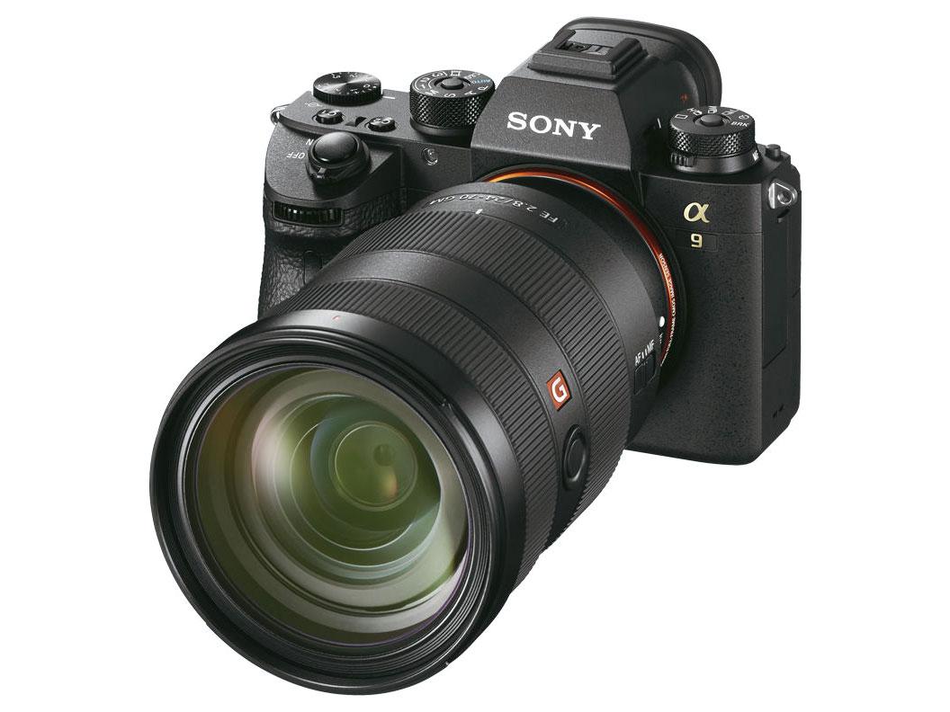 Sony A9 chính thức ra mắt, chiếc máy ảnh mirrorless thể thao chuyên nghiệp