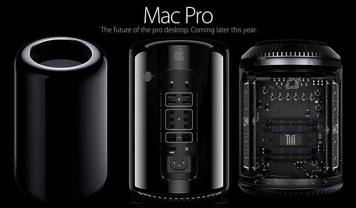 Apple lặng lẽ ra mắt Mac Pro phiên bản 2017 với phần cứng mới