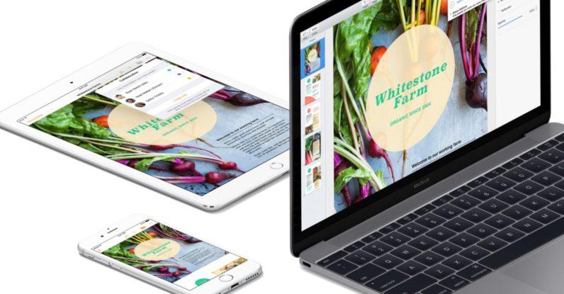Apple miễn phí ứng dụng iMovie, GarageBand và iWork cho iOS và Mac