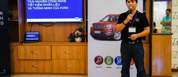 Ford Việt Nam tổ chức trải nghiệm Công nghệ thông minh
