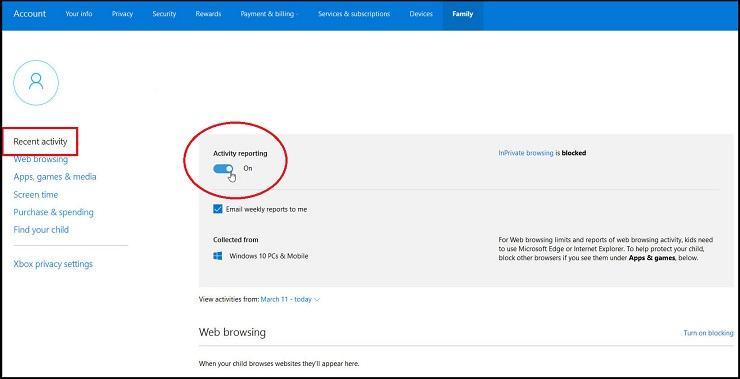 Cách thiết lập và quản lí tài khoản các thành viên gia đình trên Windows 10