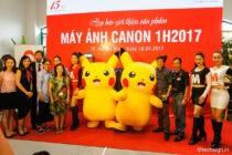 Canon Việt Hoá slogan, ra mắt ba máy ảnh EOS M6, 800D và 77D tại Việt Nam
