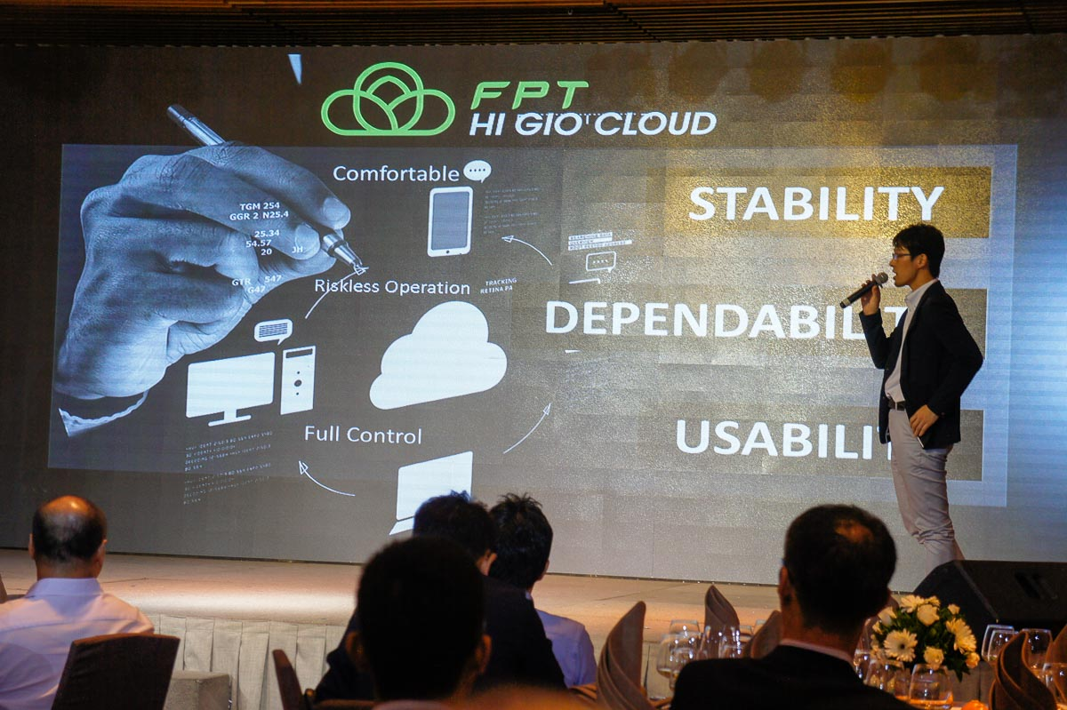 Ra mắt dịch vụ điện toán đám mây FPT HI GIO Cloud