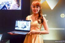 HP và Digiworld ra mắt Spectre x360 và Elitebook x360