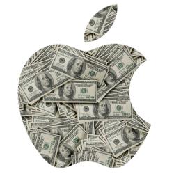 WSJ: Giá trị của Apple tăng kỷ lục 144 tỷ USD trong Quý 1/2017, bán được 78.3 triệu iPhone