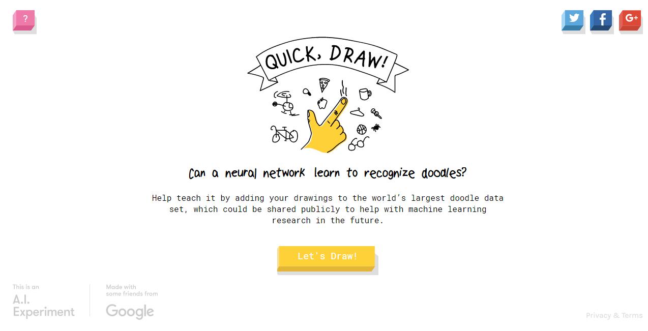 Google cho ra mắt website AutoDraw giúp người dùng có thể vẽ dễ dàng hơn