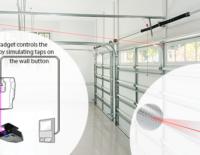 Bị tắt hệ thống mở cửa gara thông minh vì đánh giá sản phẩm tên trên Amazon