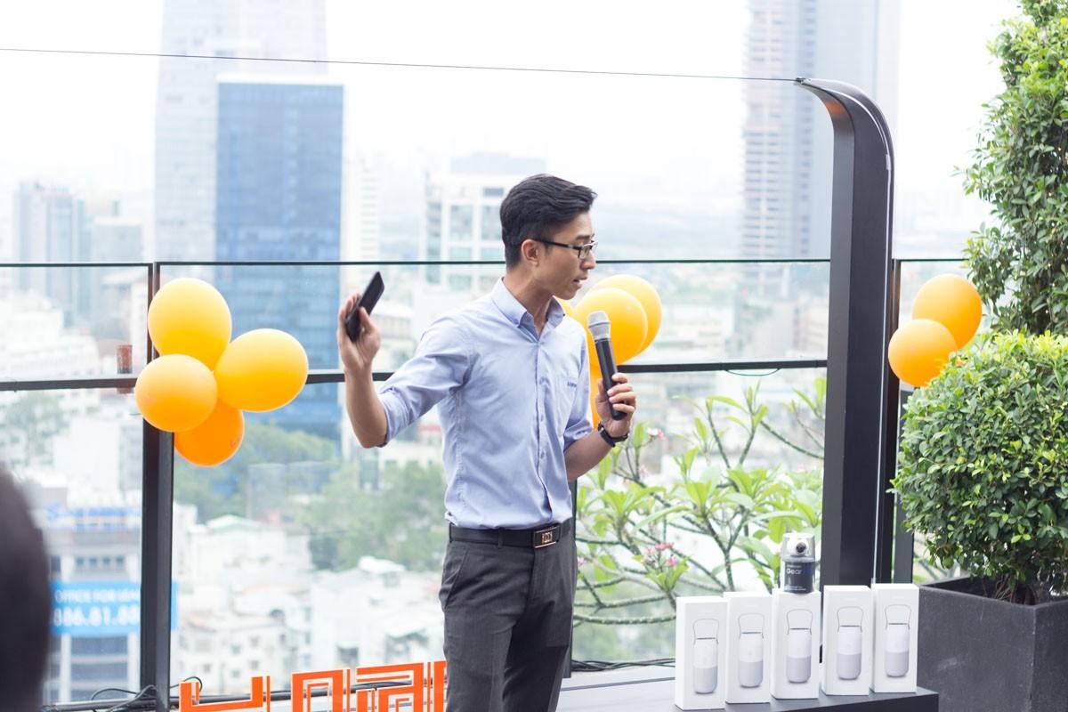 Hnammobile tổ chức Sky Pool Party giới thiệu Galaxy S8