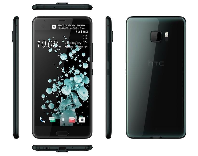 HTC U Ultra bản Sapphire bán ra tại Việt Nam giá 17 triệu đồng