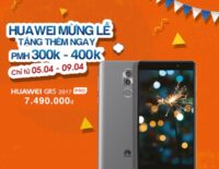 Huawei khuyến mãi dịp Lễ Giổ tổ Hùng Vương
