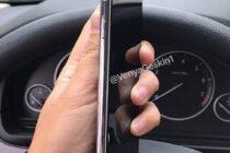 Lộ diện iPhone 8 bản mô hình