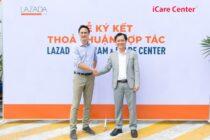 Ra mắt trung tâm sửa chữa và bảo hành Lazada tại iCare Center