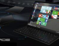 Lenovo Blade: ý tưởng laptop 2 trong 1 với cover tích hợp, sẽ giới thiệu vào năm 2018