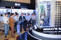 LG ra mắt điều hoà trung tâm LG Multi V 5