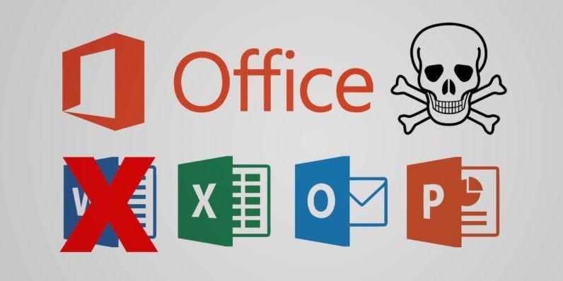Một lổ hỏng trên Microsoft Office cho phép tin tặc sử dụng tập tin Word để cài đặt malware