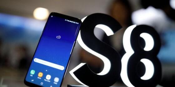 Lượng đặt trước Galaxy S8 tại Mỹ tăng 30% so với Galaxy S7 và ghi nhận kỷ lục mới