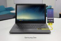 Mirabook - phụ kiện biến smartphone thành một laptop hoàn chỉnh