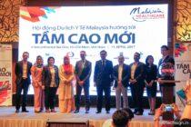 Năm 2016 có 9.800 người Việt sang Malaysia chữa bệnh