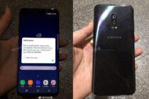 Xuất hiện Samsung Galaxy S8+ với camera kép và cảm biến vân tích hợp dưới màn hình