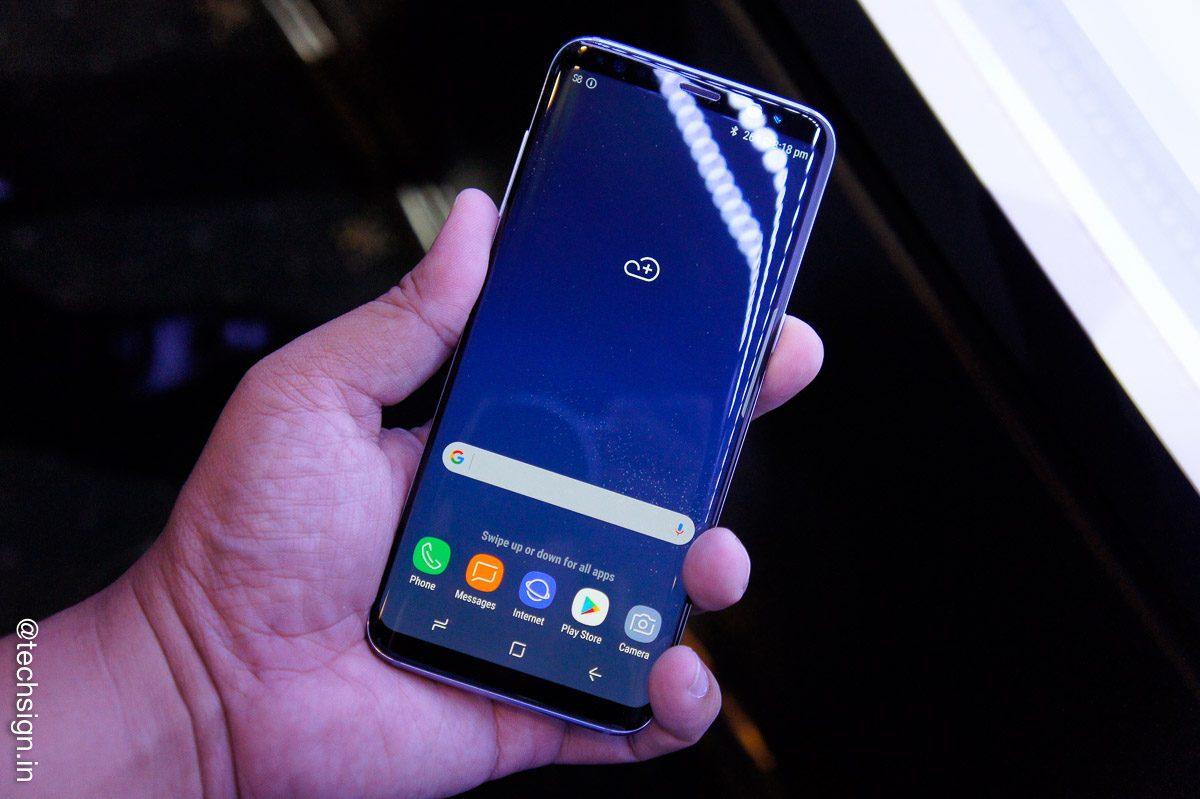 Samsung Galaxy S8 / S8+ chính thức ra mắt hoành tráng