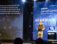 Samsung chính thức tiếp cận thị trường dành cho game thủ