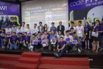 Smart Chick dành giải chung cuộc Cúp Sáng tạo Microsoft Imagine Cup 2017