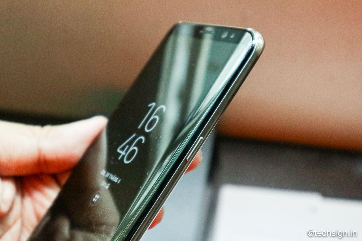 Ảnh và video mởi hộp Samsung Galaxy S8 trước khi chính thức bán ra