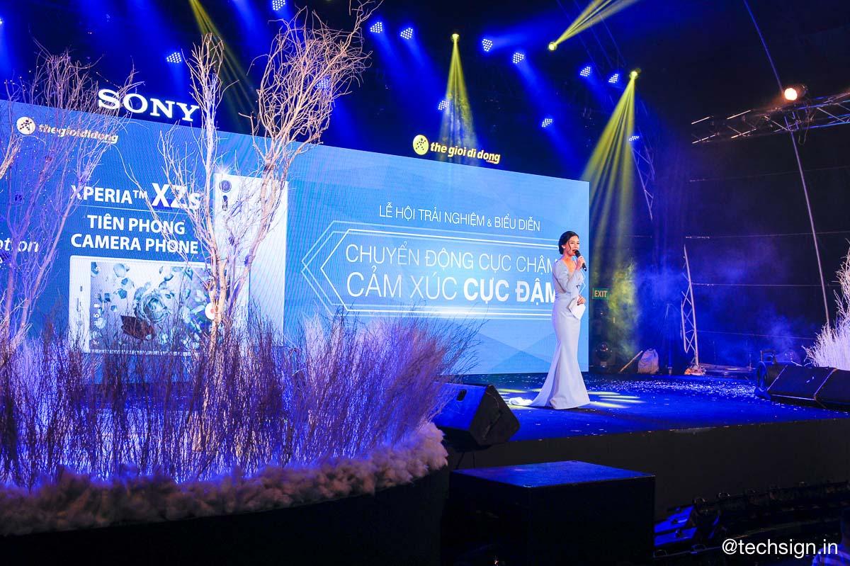 Thế Giới Di Động chính thức bán Sony Xperia XZs