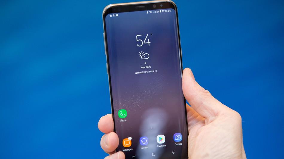 Tính năng tuyệt vời mà người dùng sở hữu Samsung Galaxy S8 có thể chưa biết