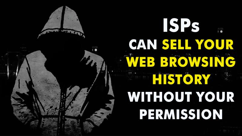 Tổng Thống Mỹ Donald Trump cho phép các nhà mạng Internet bán lịch sử duyệt web của người dùng
