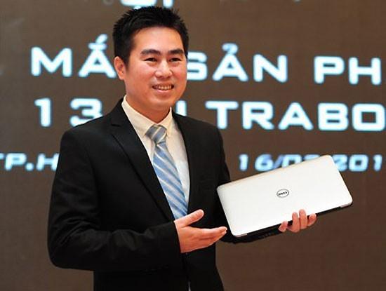 Ông Trần Đức Trung trở lại Dell EMC Việt Nam
