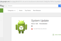 Được cả triệu lượt tải, ứng dụng độc hại System Update mới bị gỡ khỏi Play Store