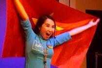 Cờ Việt Nam tung bay tại Diễn đàn Giáo dục Toàn cầu Microsoft 2017