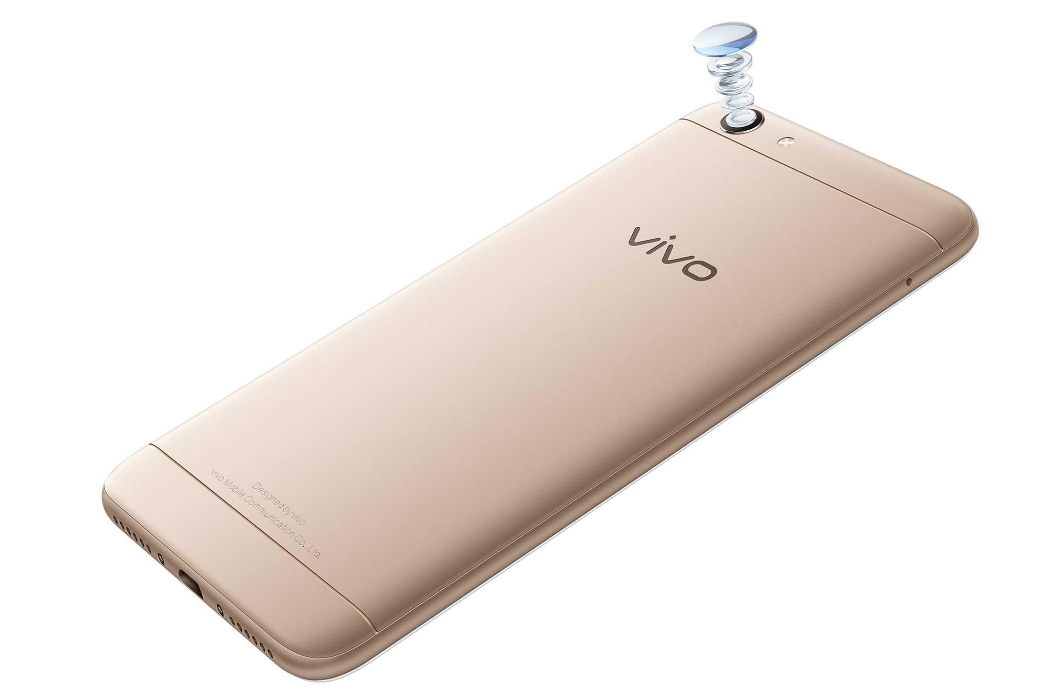 Chính thức ra mắt Vivo Y53 với giá 3,4 triệu đồng