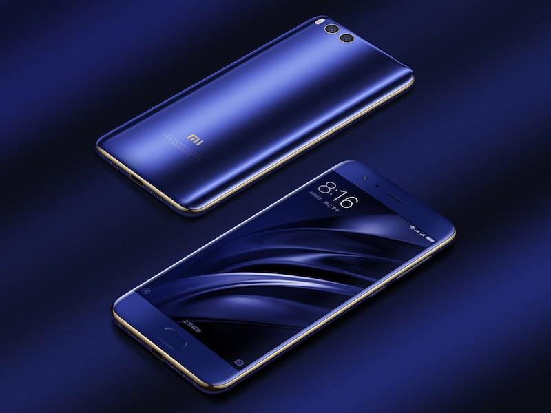 Xiaomi Mi 6 chính thức ra mắt tại Trung Quốc: dùng Snapdragon 835, mặt kính 3D cong 4 cạnh