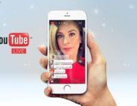 YouTube hạ số, chỉ cần 1.000 người theo dõi là bạn có thể phát trực tiếp