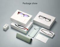 Bên trong hộp Xiaomi Roidmi: mắt kính dành cho người ngồi máy tính
