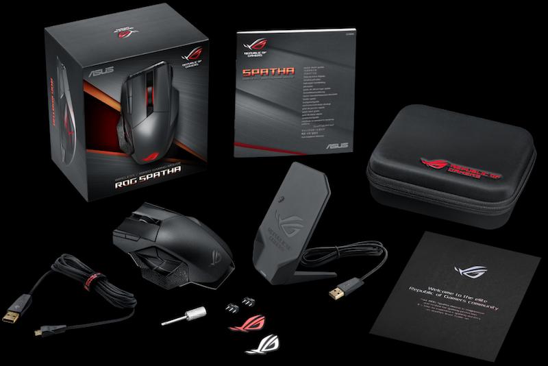 ASUS công bố nhà phân phối Gaming Gear mới