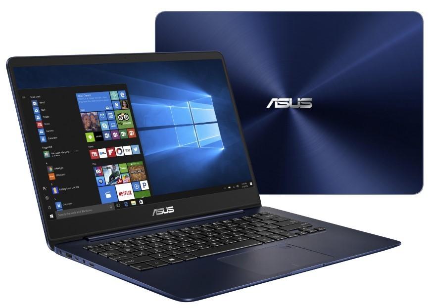 ASUS ZenBook UX430 ra mắt với giá từ 20 triệu đồng