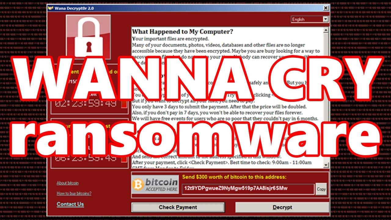 Những điều cần biết về Ransomware WannaCry gây sốt cộng đồng Internet