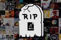 Định dạng MP3 chính thức bị khai tử