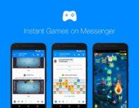 Ứng dụng Game trên Messenger đã chính thức ra mắt toàn cầu
