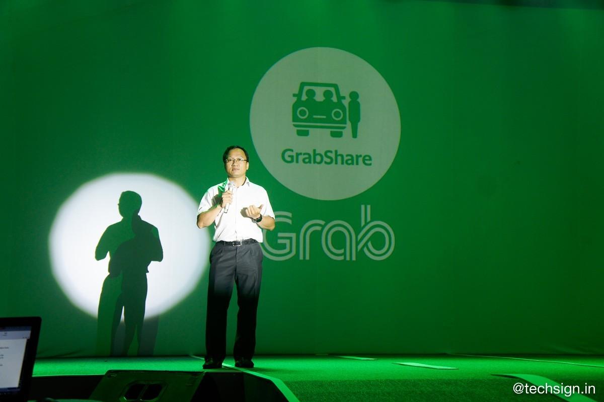 Grab chính thức giới thiệu GrabShare, giảm chi phí đi xe đến 30%